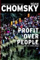 Go to record Profit over people : neoliberalism and global order