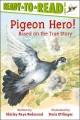 Go to record Pigeon hero!