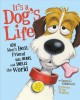 Go to record It's a dog's life : how man's best friend sees, hears, and...