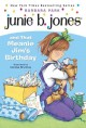Go to record Junie B. Jones and that meanie Jim's birthday