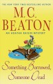 Go to record Something borrowed, someone dead : an Agatha Raisin mystery