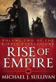 Go to record Rise of empire : volume two of the Riyria revelations