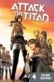 Go to record Attack on Titan. 4