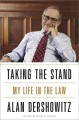 Go to record Taking the stand : my life in the law