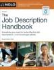 Go to record The job description handbook