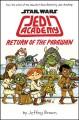 Go to record Star Wars Jedi Academy. Return of the padawan