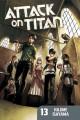 Go to record Attack on Titan. 13