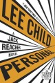 Go to record Personal: a Jack Reacher novel