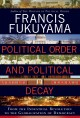 Go to record Political order and political decay : from the Industrial ...