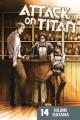 Go to record Attack on Titan. 14