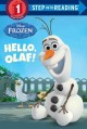 Go to record Hello, Olaf!
