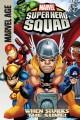 Go to record Super hero squad : when slurks the slime!