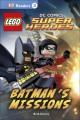 Go to record Batman's missions