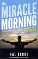 Go to record The miracle morning : the not-so-obvious secret guaranteed...