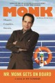 Go to record Mr. Monk gets on board [text (large print)] : a novel