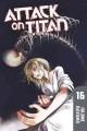 Go to record Attack on Titan. Volume 16