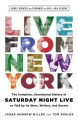 Go to record Live from New York : the complete, uncensored history of S...