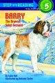 Go to record Barry, the bravest Saint Bernard