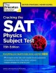 Go to record Cracking the SAT physics subject test