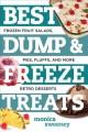 Go to record Best dump & freeze treats : frozen fruit salads, pies, flu...