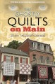 Go to record The Ghostly Quilts on Main : a novel
