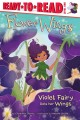 Go to record Flower wings. Violet Fairy gets her wings