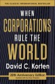 Go to record When corporations rule the world