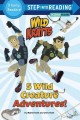 Go to record 5 wild creature adventures! : a collection of five early r...