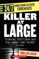 Go to record Killer at large : Criminal profilers and the cases they so...