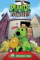 Go to record Plants vs. zombies. Grown sweet home