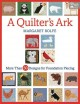 Go to record A quilter's ark : more than 50 designs for foundation piec...