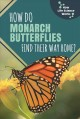 Go to record How do monarch butterflies find their way home?