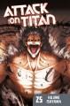 Go to record Attack on Titan. 25