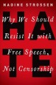Go to record Hate : why we should resist it with free speech, not censo...