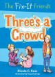 Go to record Three's a crowd