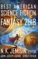 Go to record The best American science fiction and fantasy 2018