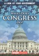Go to record What does Congress do?