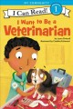 Go to record I want to be a veterinarian