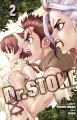 Go to record Dr. Stone. 2, Two kingdoms of the stone world