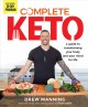Go to record Complete keto : a guide to transforming your body and your...