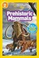 Go to record Prehistoric mammals
