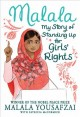 Go to record Malala : my story of standing up for girls' rights