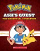 Go to record Ash's quest : the essential handbook