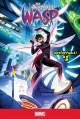 Go to record The unstoppable Wasp. #1, Unstoppable