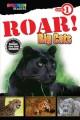 Go to record Roar! : big cats