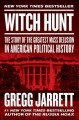 Go to record Witch hunt : the story of the greatest mass delusion in Am...