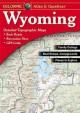 Go to record Wyoming atlas & gazetteer : detailed topographic maps : ba...