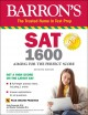 Go to record Barron's SAT 1600 : aiming for the perfect score