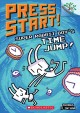 Go to record Super Rabbit Boy's time jump!