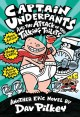 Go to record Captain Underpants and the attack of the Talking Toilets